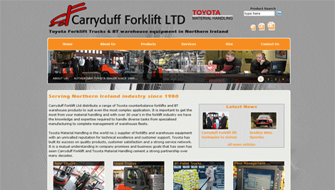 Carryduff Forklift Limited